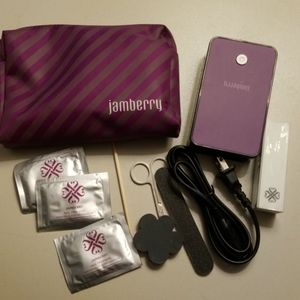 Jamberry Application Kit Mini Heater Plus Tools